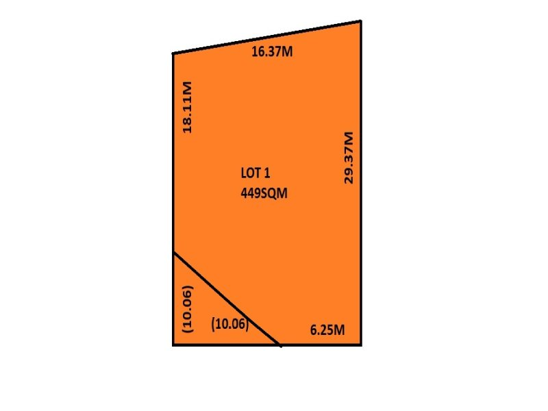 Lot 1, 97  Enfield Street, Lathlain, WA 6100