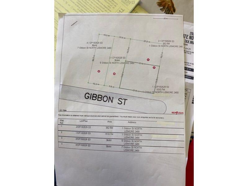1 GIBBONS STREET, Lismore, NSW 2480