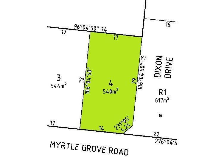 Lot 4/24  Myrtle Grove Road, Ballan, Vic 3342