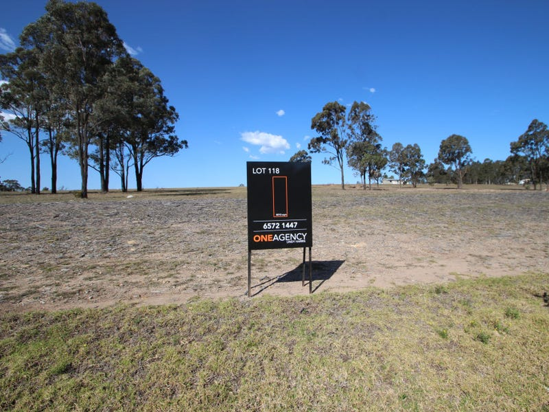 Lot 118 Lifestyle Drive, Singleton, NSW 2330