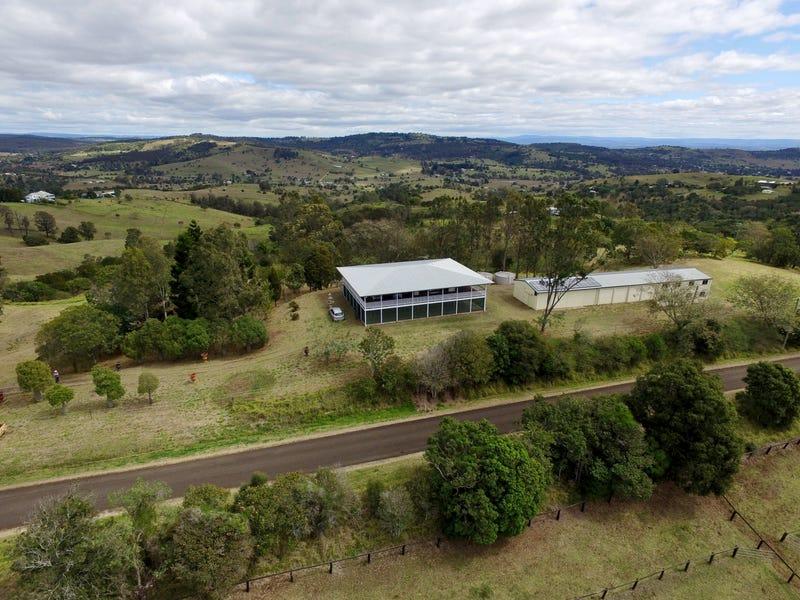240 Tallegalla Two Tree Hill Rd, Tallegalla, Qld 4340