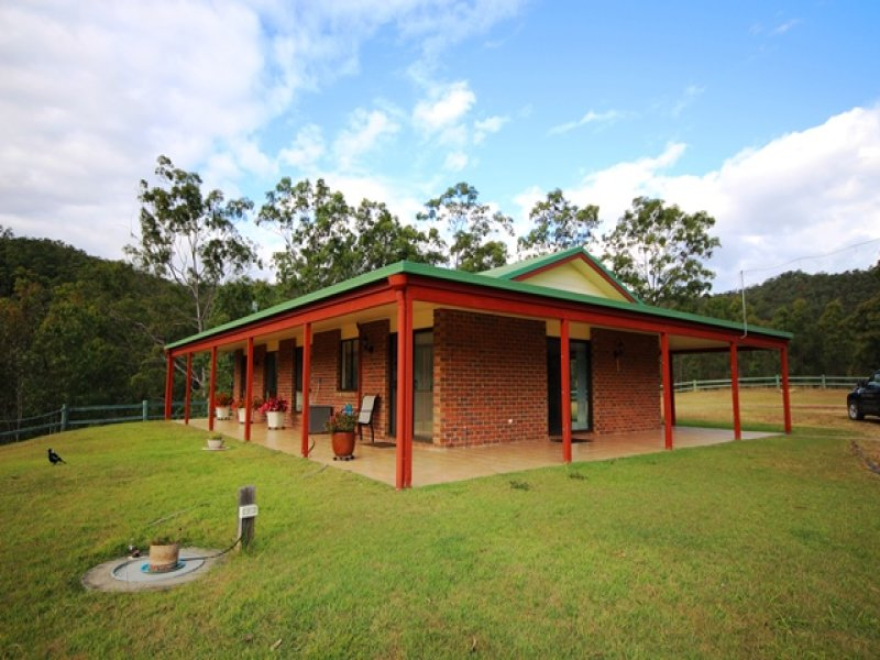 1855 Esk Crows Nest Road, Biarra, Qld 4313