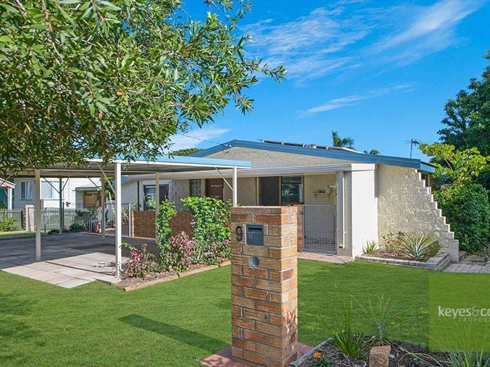 9 Forbes Street, Cluden, Qld 4811