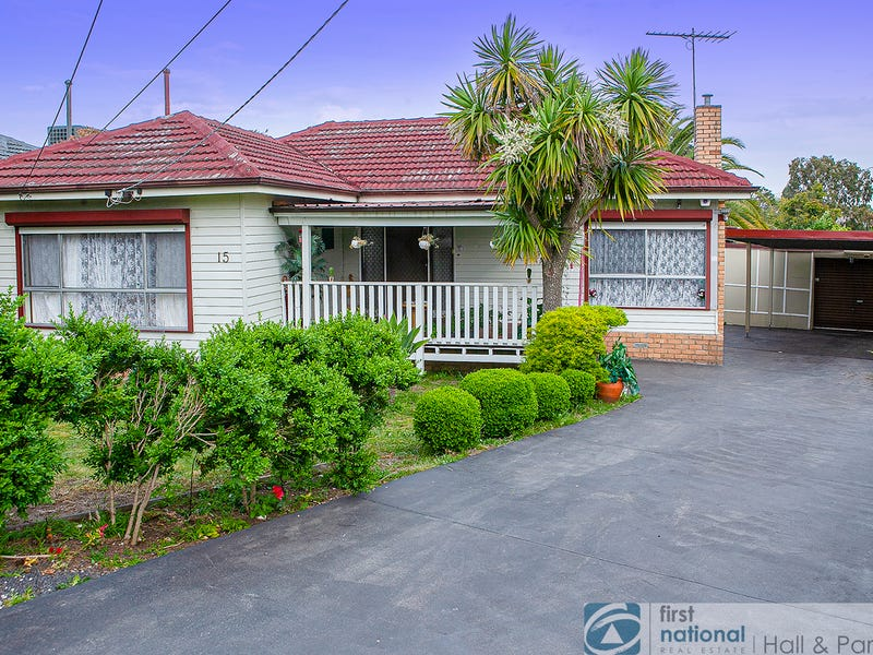 15 Edgewood Road, Dandenong, Vic 3175