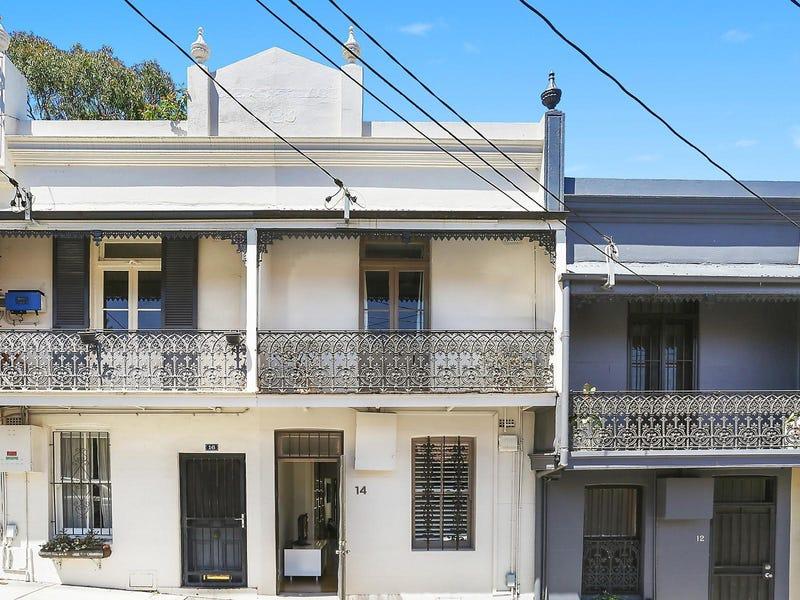 14 Gordon Street, Randwick, NSW 2031