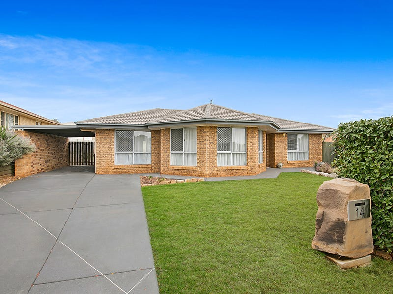 14 Dyson Drive, Darling Heights, Qld 4350