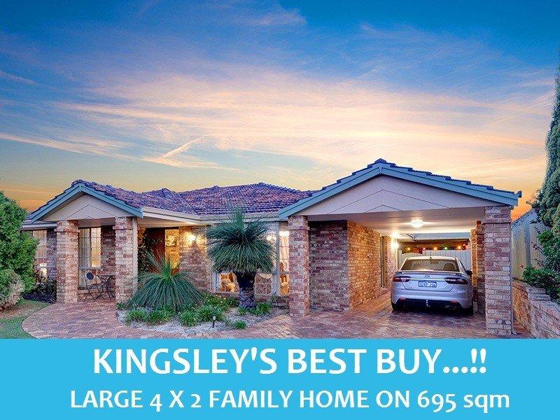 5 Bowes Court*, Kingsley, WA 6026