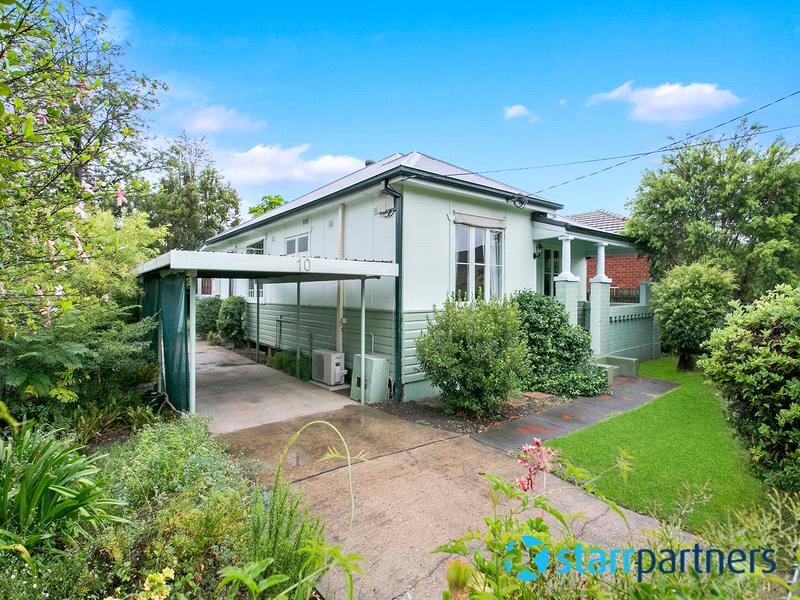 10 William Street, North Parramatta, NSW 2151