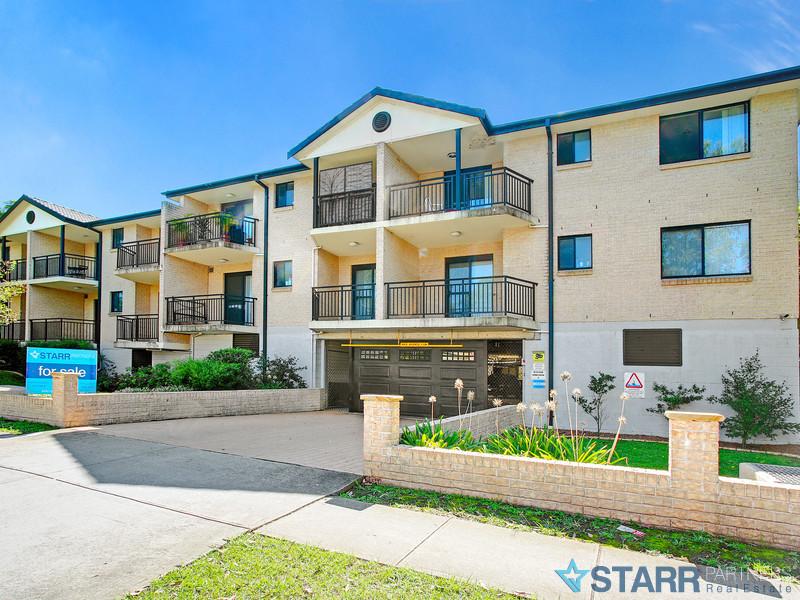 14/17-21 Todd Street, Merrylands, NSW 2160