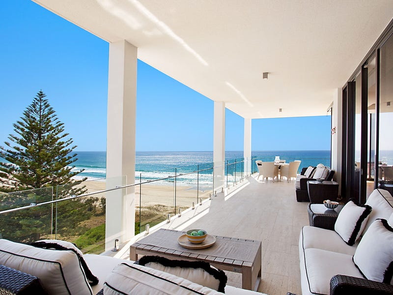 The Penthouse 470 The Esplanade, Palm Beach, Qld 4221