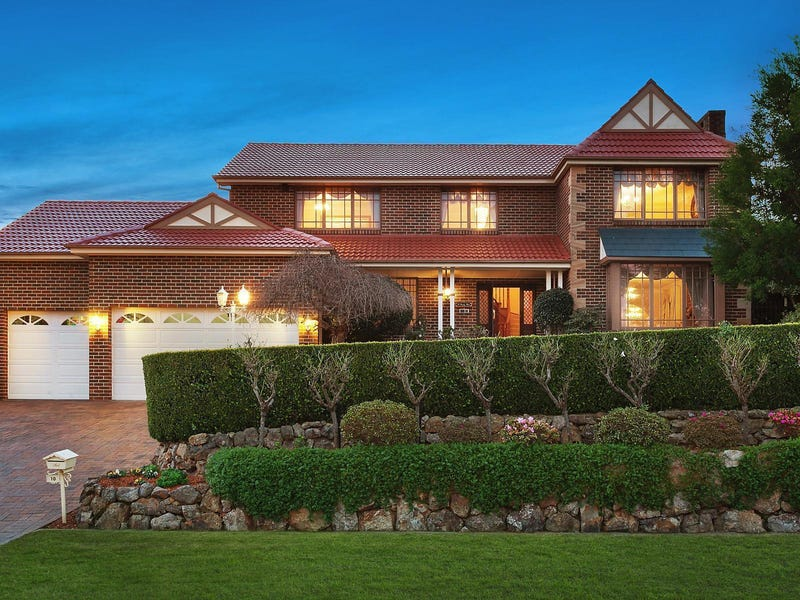 10 Yerong Place, Castle Hill, NSW 2154