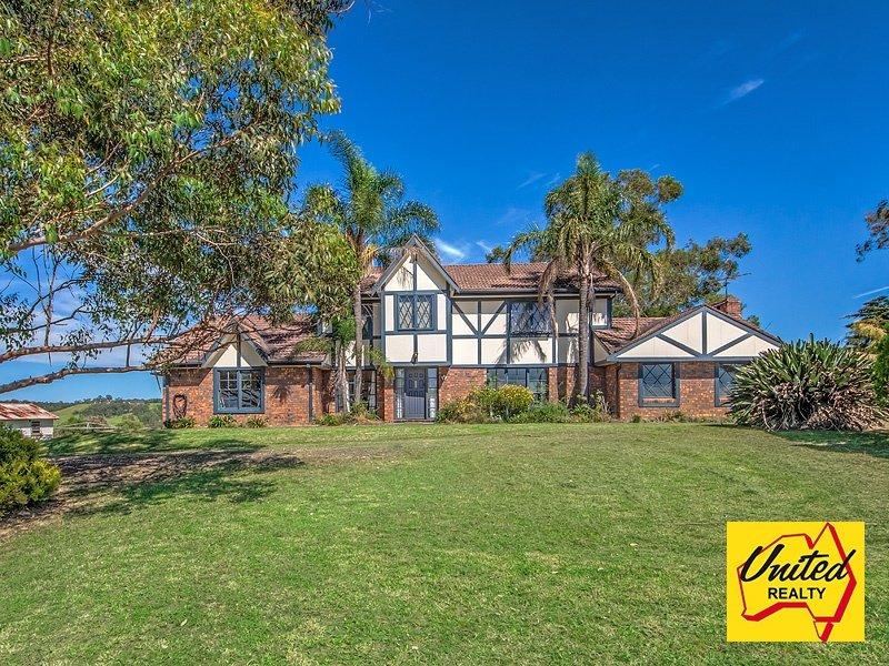 415 Bobs Range Road, Orangeville, NSW 2570