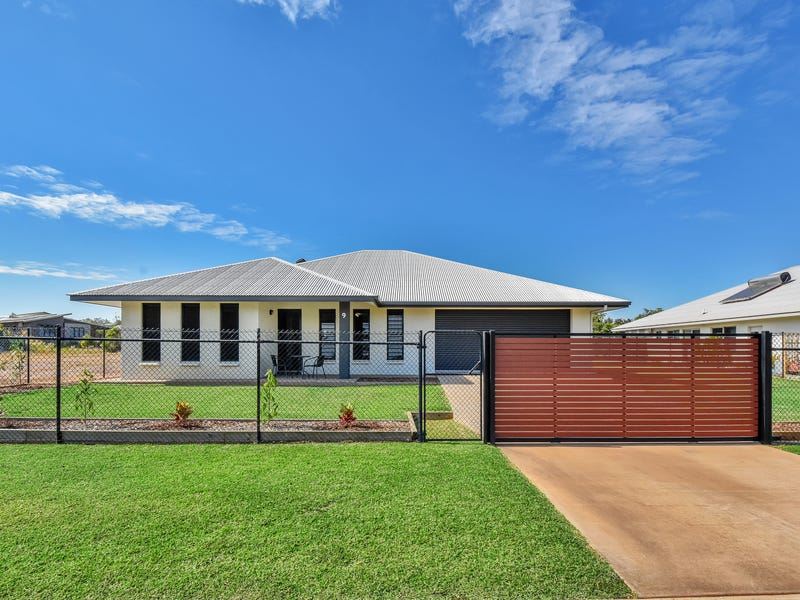 9 Brisbane Crescent, Johnston, NT 0832