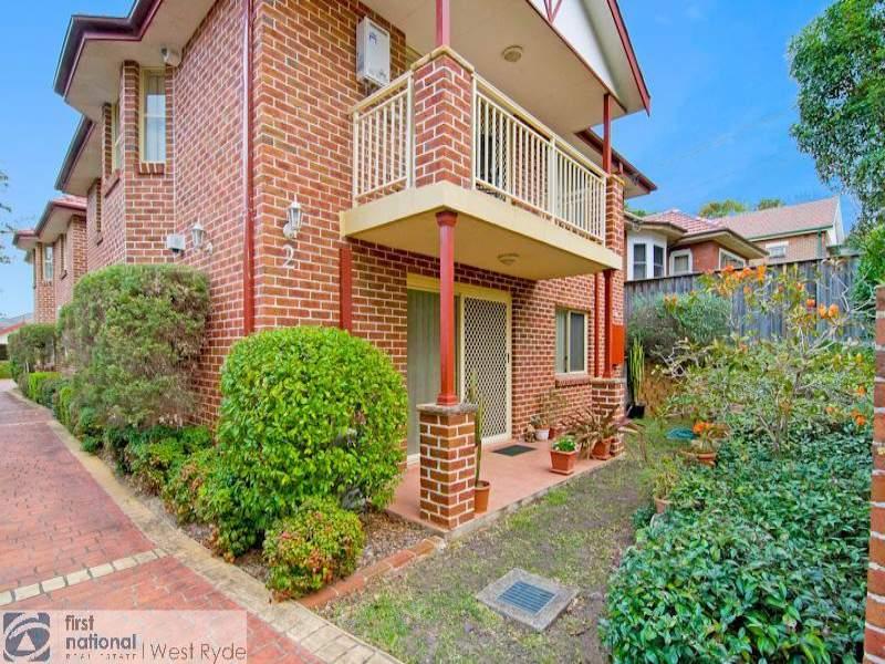 1/2 Simla Road, Denistone, NSW 2114