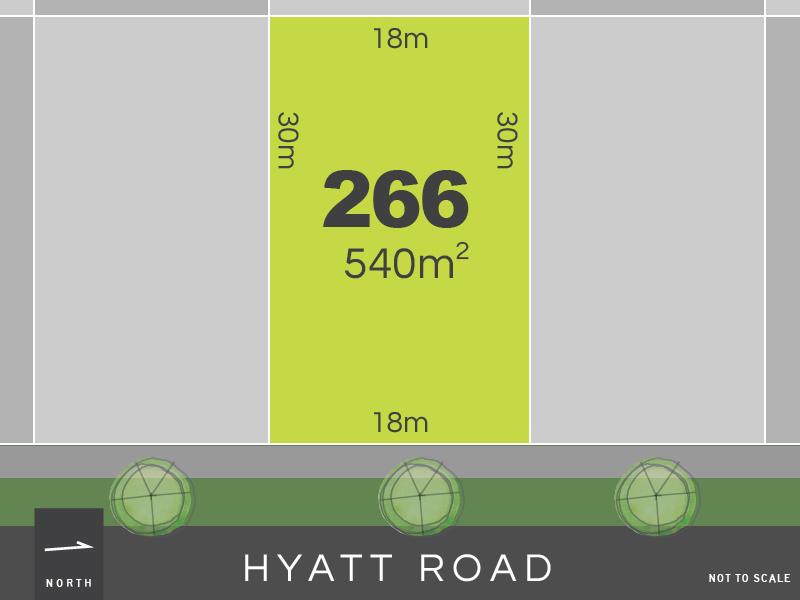 Lot 266, Hyatt Road, Huntly, Vic 3551