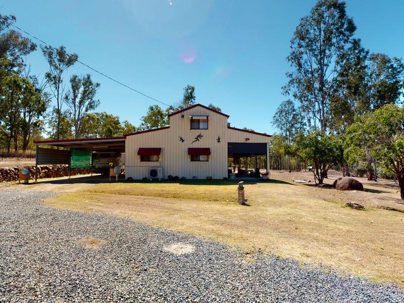1529 Memerambi Barkers Creek Road, Wattle Camp, Qld 4615
