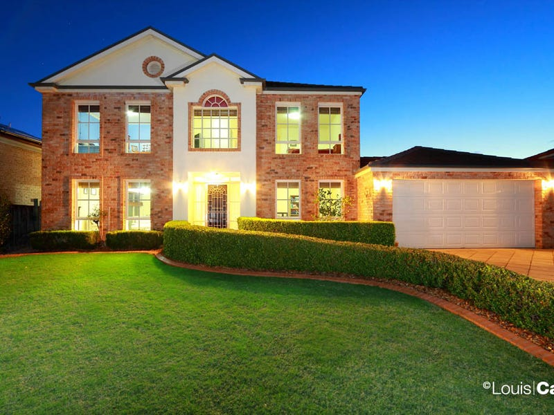 8 Fortune Grove, Kellyville, NSW 2155