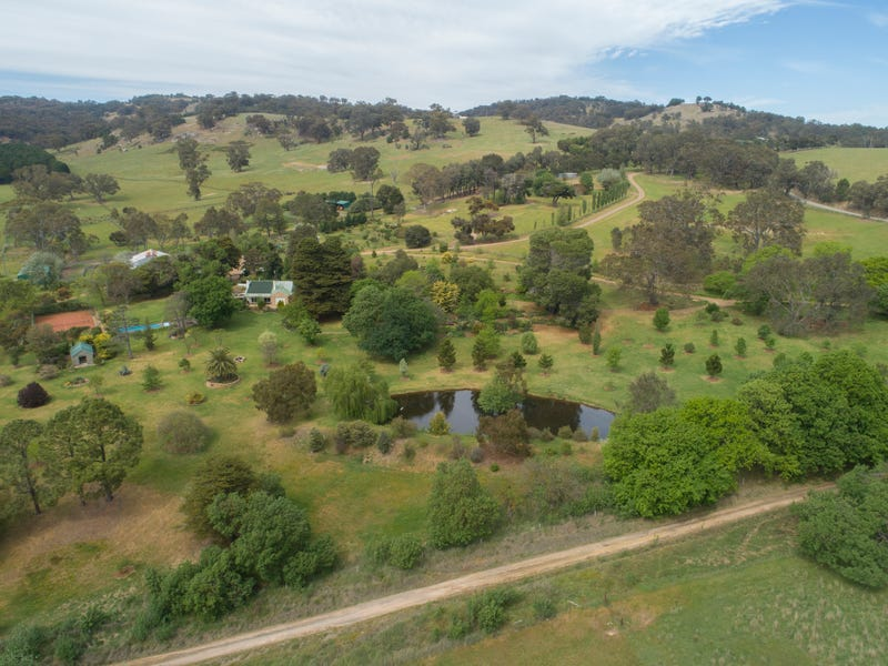 405 Oak Valley Road, Longwood, Vic 3665
