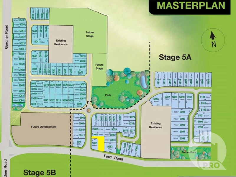 Lot 5066 Rochedale, Rochedale