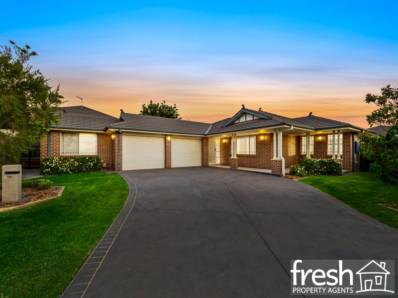16 Olsen Court, Kellyville Ridge, NSW 2155