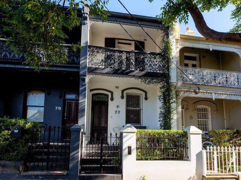 77 Windsor Street, Paddington, NSW 2021