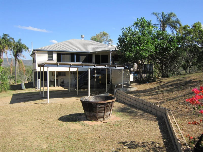 50159 Burnett Highway, Mount Morgan, Qld 4714