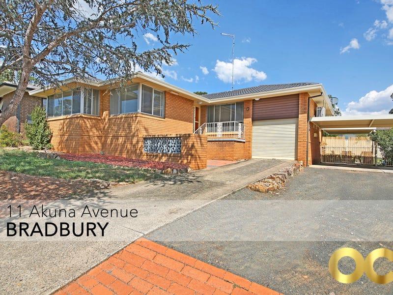 11 Akuna Avenue, Bradbury, NSW 2560