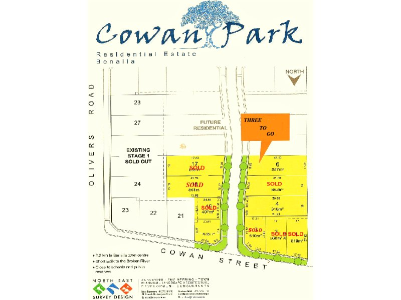 Lot 20, Cowan Park Estate, Benalla, Vic 3672