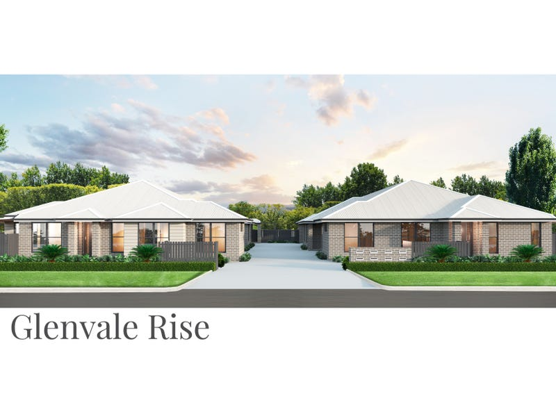 Proposed Units at 653 Greenwattle Street, Glenvale
