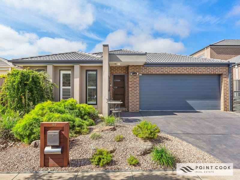 40 Maddock Street, Point Cook, Vic 3030