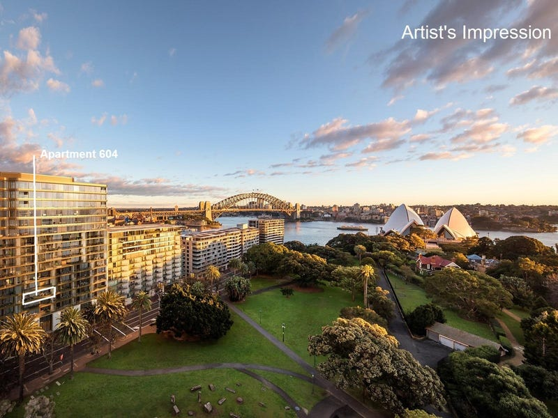 604/71 Macquarie Street, Sydney, NSW 2000