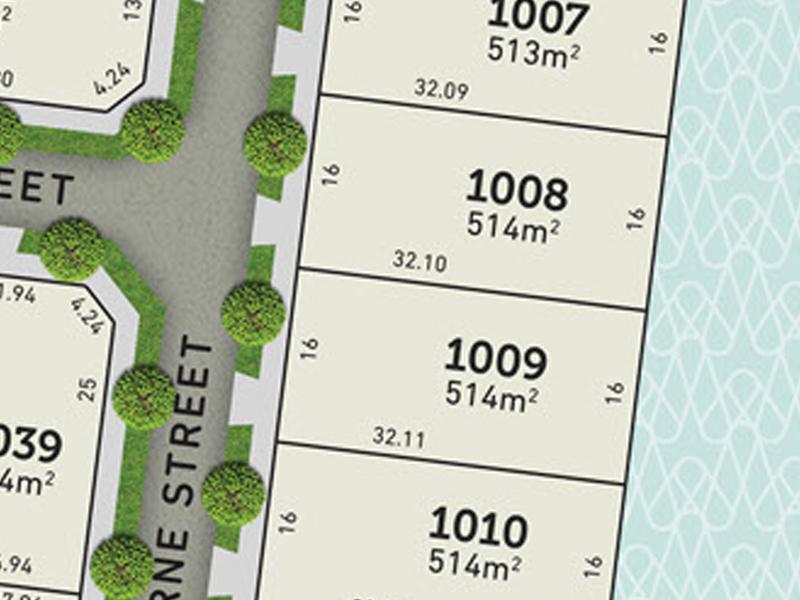 Lot 1009, Brabourne Street, Mickleham, Vic 3064