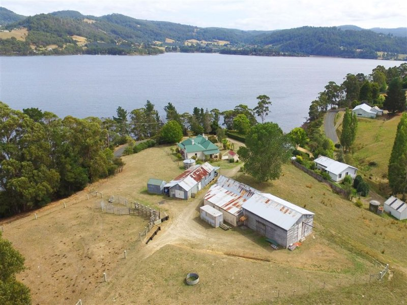 1278 Cygnet Coast Road, Lower Wattle Grove, Tas 7109