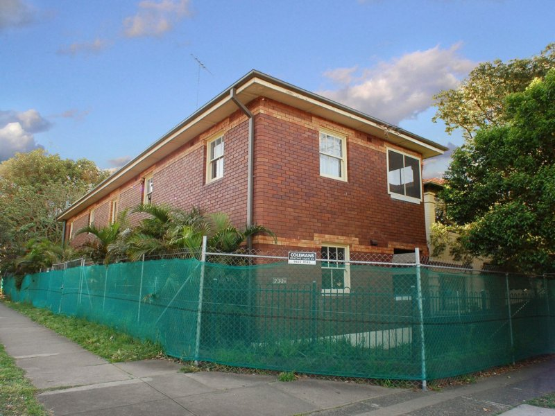 Units 1-4, 230a CARRINGTON ROAD, Coogee, NSW 2034
