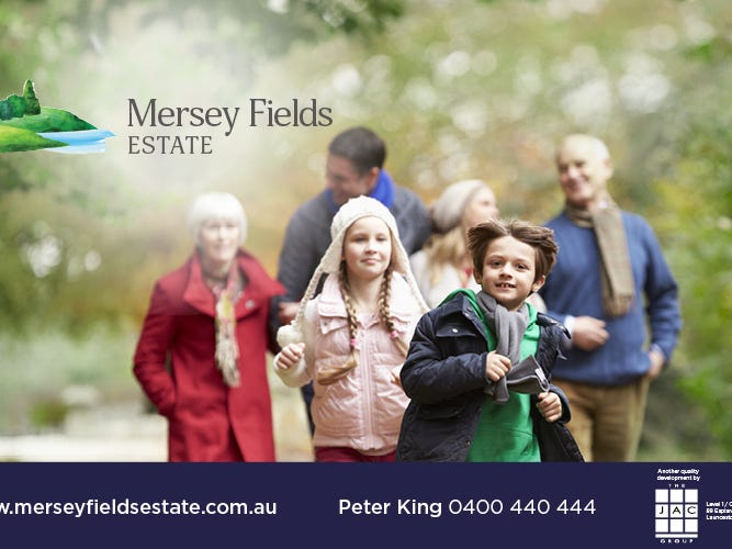 Mersey Fields Estate - Benny Street, Latrobe, Tas 7307