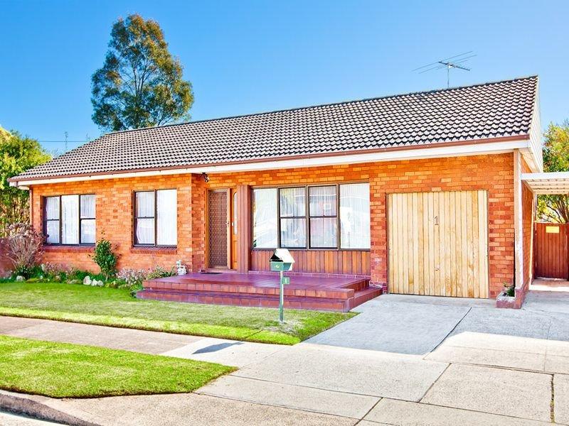1 Sunlea Crescent, Belfield, NSW 2191