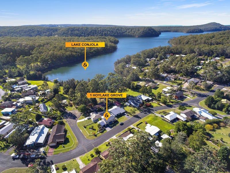 1 Hoylake Grove, Conjola Park, NSW 2539