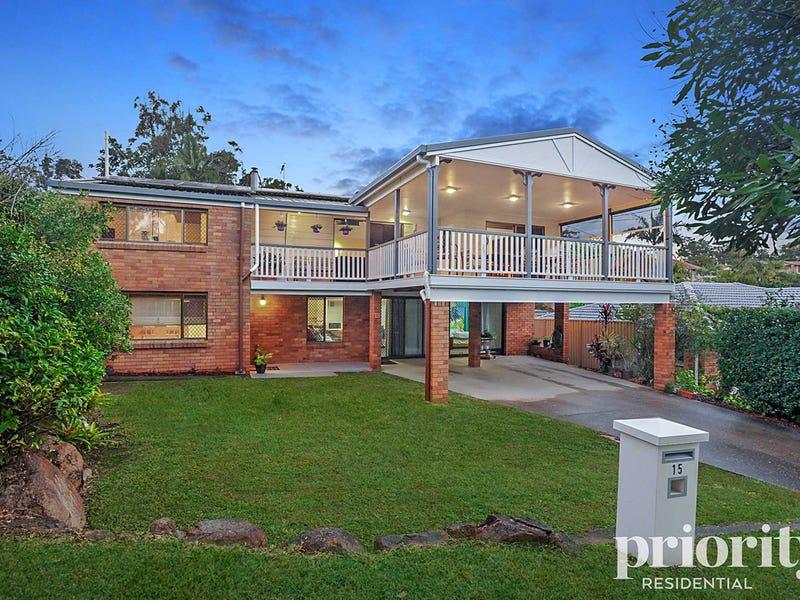 15 Garfield Tce, Everton Hills, Qld 4053