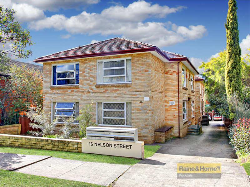 4/16 Nelson Street, Penshurst, NSW 2222