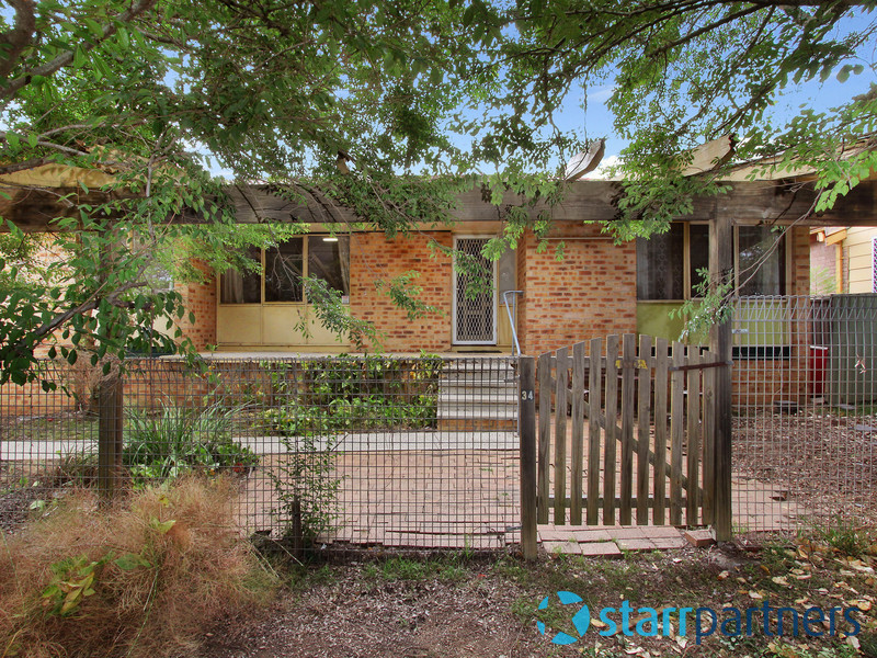 34 Grange Crescent, Cambridge Gardens, NSW 2747