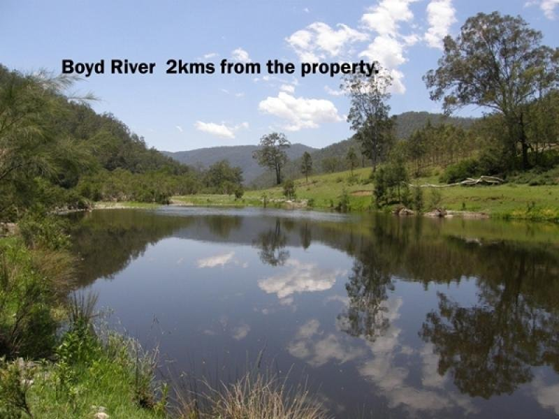 2493 BLACKSMITHS SHOP ROAD, NEWTON BOYD, Grafton, NSW 2460