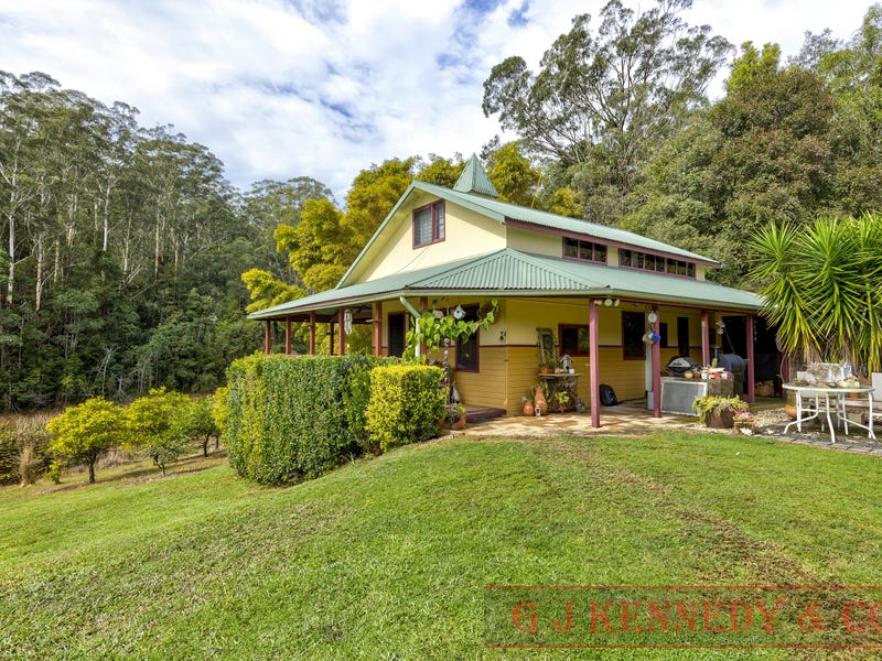 392 Maras Creek Rd, Utungun, NSW 2447