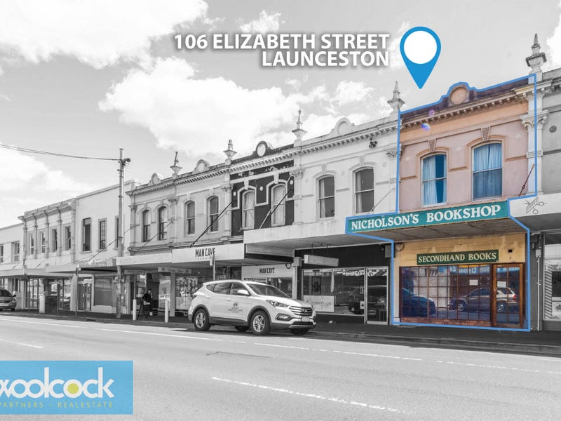 106 Elizabeth St, Launceston, Tas 7250