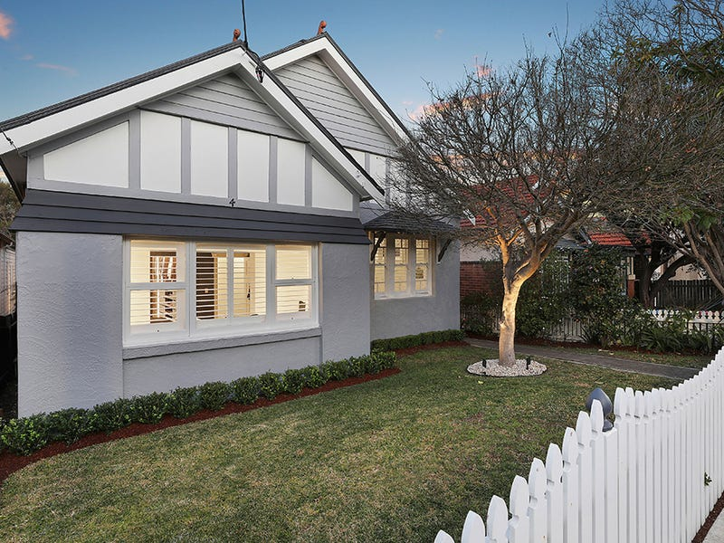 4 Campbell Street, Waverley, NSW 2024