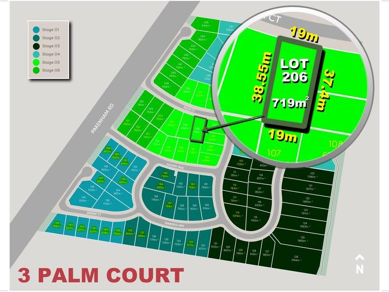 3 Palm Court, Pakenham