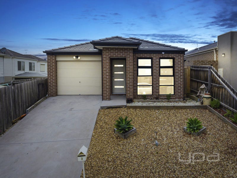 3 Caitlyn Drive, Harkness, Vic 3337