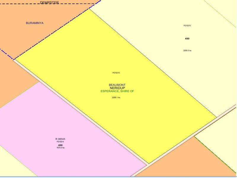 Lot 489 Parmango Road, Beaumont, WA 6450