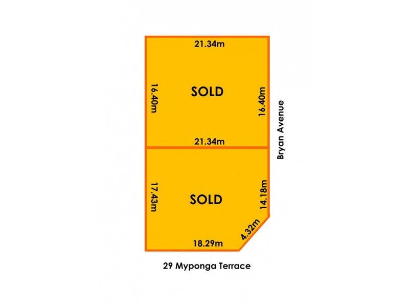 Proposed Lots 1, 29 Myponga Terrace, Kilkenny, SA 5009