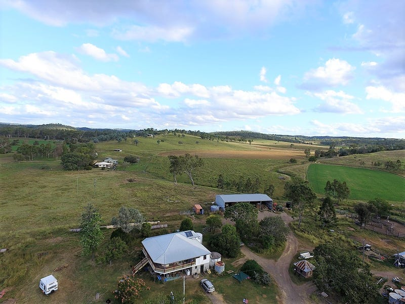 6473 Burnett Highway, Goomeri, Qld 4601