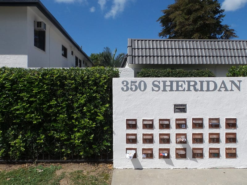 19/350 Sheridan Street, Cairns City, Qld 4870